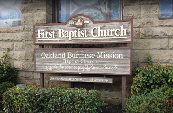 Oakland Burmese Mission Baptist Church